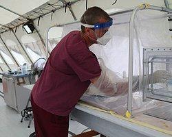 Ebola: Güney Afrika'dan Seyahat Yasağı