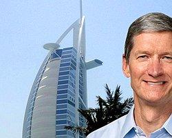 Apple En Büyük Apple Store'u İle Dubai'de...