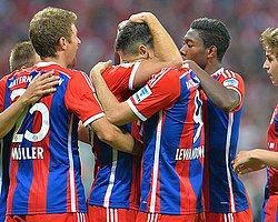 Bayern Kaldığı Yerden Devam