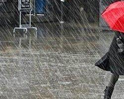 Meteoroloji Uyardı: Marmara'ya Sağanak Yağış Geliyor