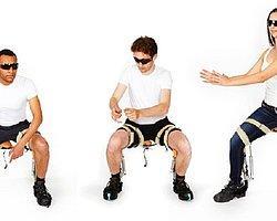 İşçiler İçin Giyilebilir Sandalye