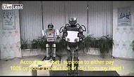 Türk Robotun Ice Bucket Challenge Meydan Okuması