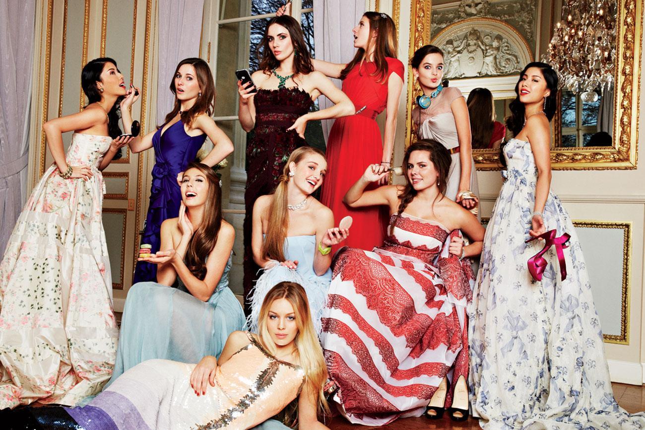 Русские дебютантки 7 15 фотография