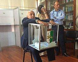 Kadıköy'de Abhazların Oy Verme İşlemi Engellendi
