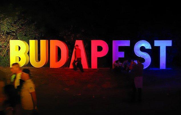 """24. Budapeşte denen """"rockstar"""" şehre aşık olmak"""