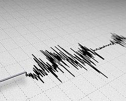 Isparta'da 5,1 Büyüklüğünde Deprem