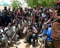 Boko Haram Hilafet İlan Etti
