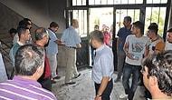 PKK'nın Yaktığı Dershane Halkın Desteğiyle Onarılıyor