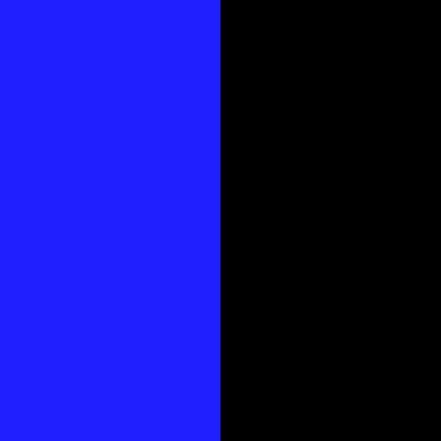 Mavi - Siyah