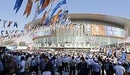 Ak Parti'nin Genel Başkanlığı 1382 Oy ile Davutoğlu'na Emanet