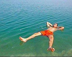 1. Ölü Deniz (Lut Gölü) Ürdün