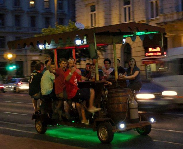 BONUS: Beer Bike