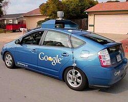 Google'ın Arabalarına Zorunlu Ekleme...