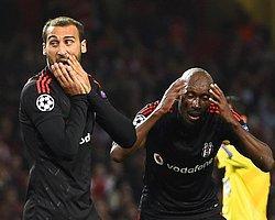Beşiktaş Londra'da Tek Gol İle Yıkıldı