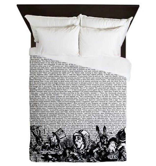 7. Okurken uykuya dalmayı sevenlere