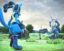 Pokemon + Tekken = Pokken Tourment Geliyor
