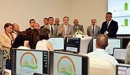 Gıda Tarım ve Hayvancılık Bakanı Mehdi Eker'in TÜKAS Kontrolü