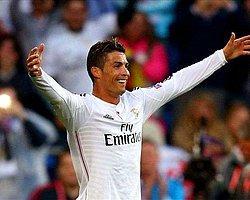 """Ronaldo: """"Bu Sefer Rekorumu Kıracağım"""""""