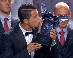 Avrupa'da Yılın Futbolcusu Ödülü Ronaldo'nun!