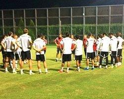 Beşiktaş, Hazırlıklara Başladı