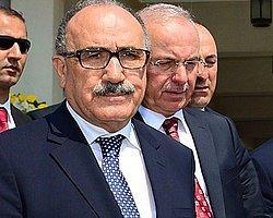 Beşir Atalay görevini Yalçın Akdoğan'a devretti