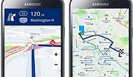 Nokia Haritaları Samsung Galaxy'lere Geliyor