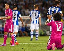 Sociedad'dan Real Madrid'e Ağır Darbe
