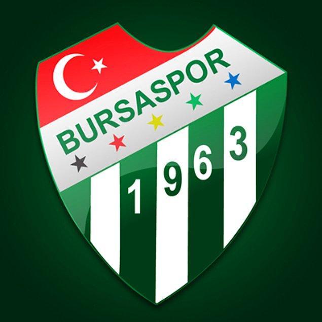 """""""Bursaspor"""" çıktı!"""