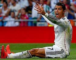 Ronaldo Başkanını Ağır Eleştirdi