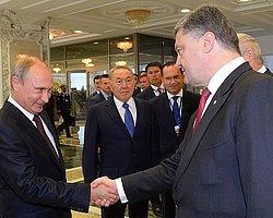 Ukrayna'da Ateşkes Konusunda Anlaşmaya Varıldı