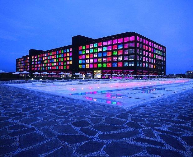 Harika bir otelde tatil!