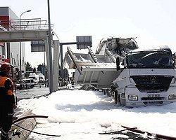 O Tankerin Şoförü Gözaltında!