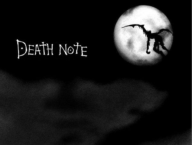 8-Death Note
