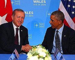 Cumhurbaşkanı Erdoğan Başkan Obama Görüşmesi Bitti