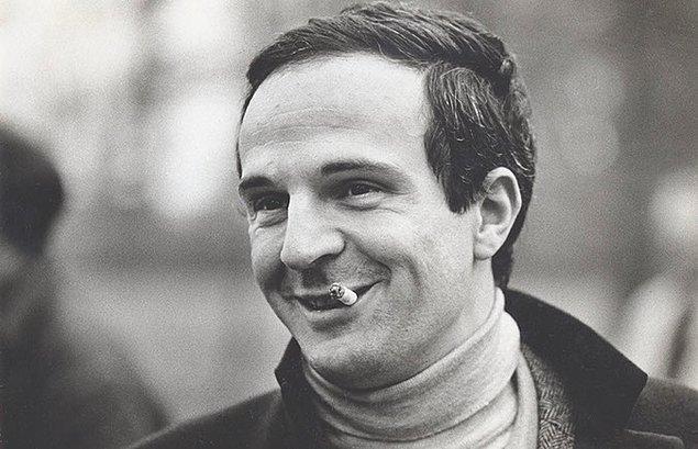 """4. """"Sevmekte kadınlar profesyonel, erkekler ise amatördür."""" - Francois Truffaut"""