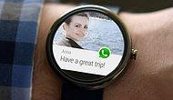 Android Wear'da Whatsapp Kokusu