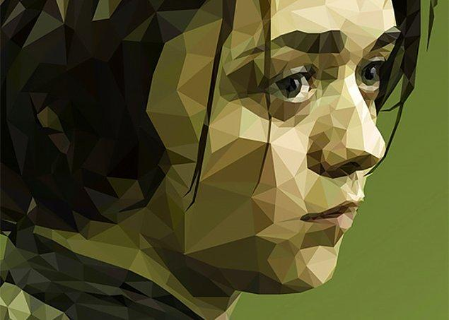 1. Arya Stark