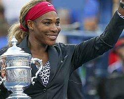 ABD Açık'ta Şampiyon Serena Williams