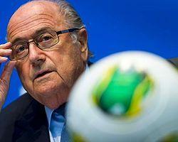 FIFA Başkanı Sepp Blatter, Başkanlık İçin Yeniden Aday Olacak
