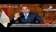 Sisi'nin 'Rabia' Şaşkınlığı