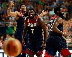 ABD Yarı Finale Yükseldi