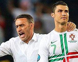 Ronaldo Hocasız Kaldı