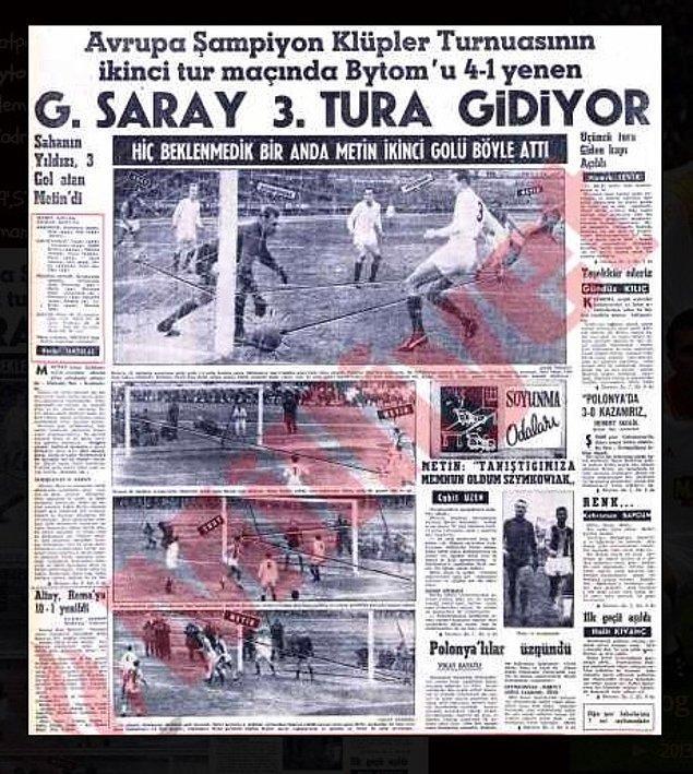 10. Avrupa kupalarında hat-trick yapan ilk Türk futbolcu.