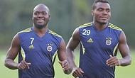 Fenerbahçe'de Sow ve Emenike Sevinci