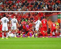 Liverpool'a Aston Villa Tokadı