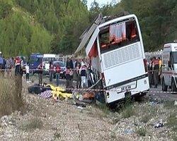 Antalya'da Otobüs Faciası: 13 Ölü, 28 Yaralı