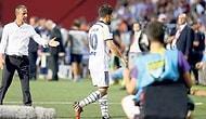 Diego Ribas, İsmail Kartal'ın Elini Havada Bıraktı