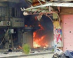 Humus'a Varil Bombalı Saldırı: 20 Ölü, 70 Yaralı