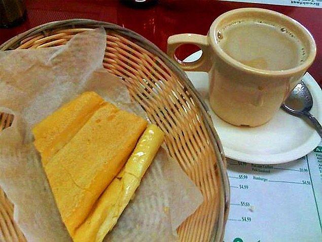 2. Küba kahvaltısı