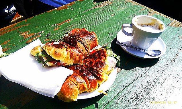 4. Portekiz kahvaltısı